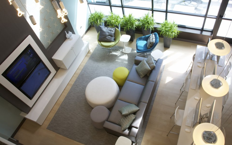 Apartments For Rent in Downtown Denver | Lounge