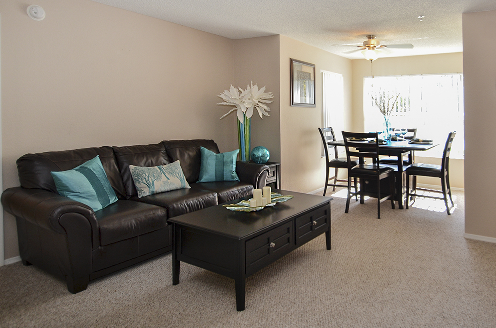 Large bedrooms in our naples, fl apartments