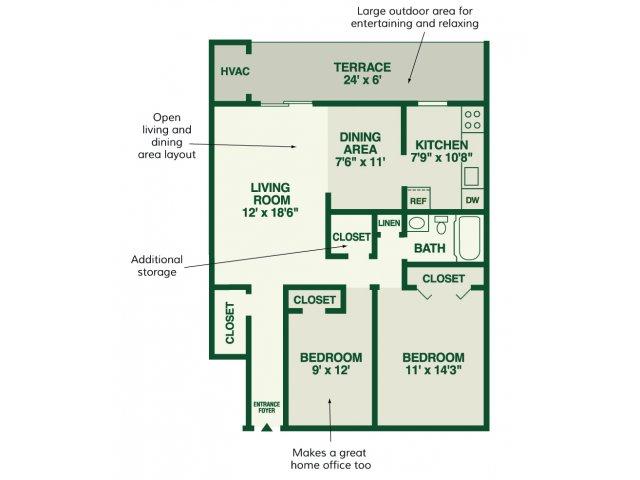 Orangewood Apartments