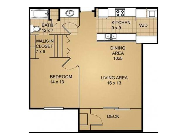 Floor Plan 2 | Saddle Brook