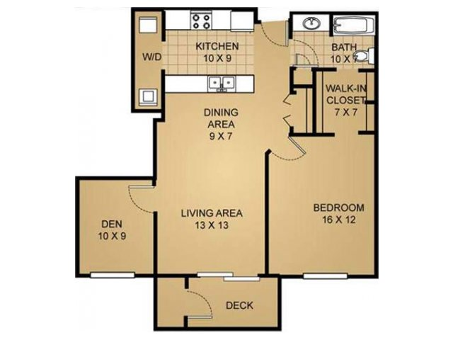 Floor Plan 4 | Saddle Brook