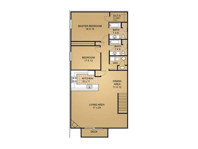 Floor Plan 16 | Saddle Brook