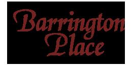 Barrington Place Apartments Logo