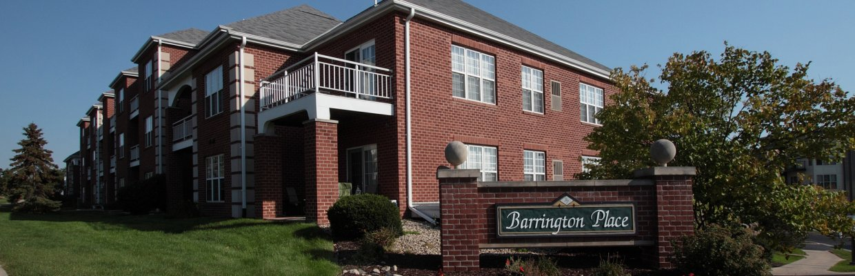 Apartments in Madison For Rent | Barrington Place Apartments
