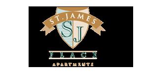 Saint James Place Apartments Logo