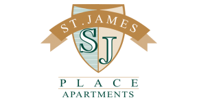 Saint James Place Apartments Logo