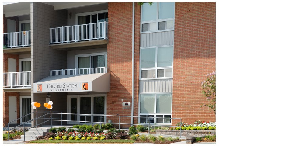 Cheverly StationApartments near Washington DC