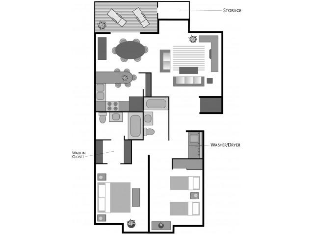 Kensington Gate Apartments