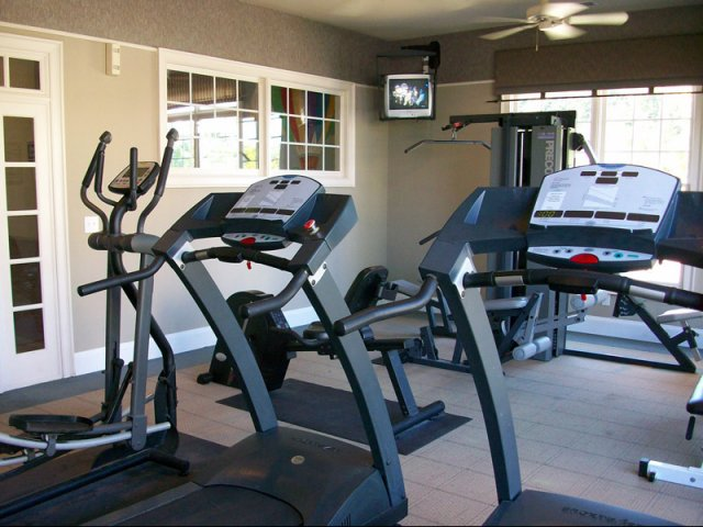 Image of Fitness Center for River Ridge at Canton