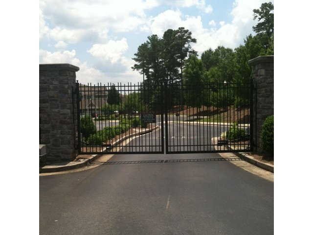 Image of Gated Community for River Ridge at Canton