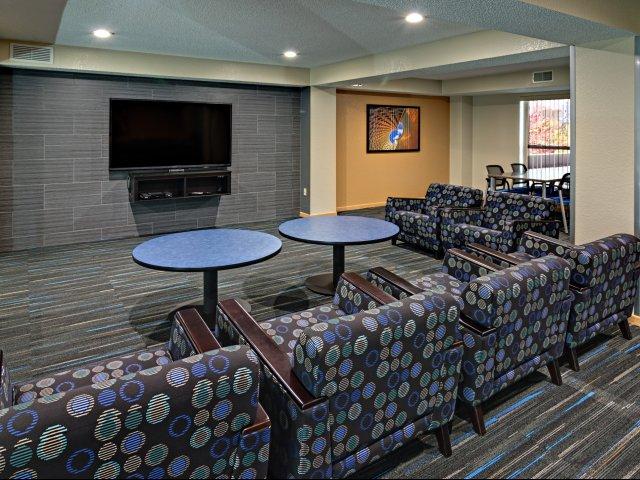 Image of TV Lounge for University Village West