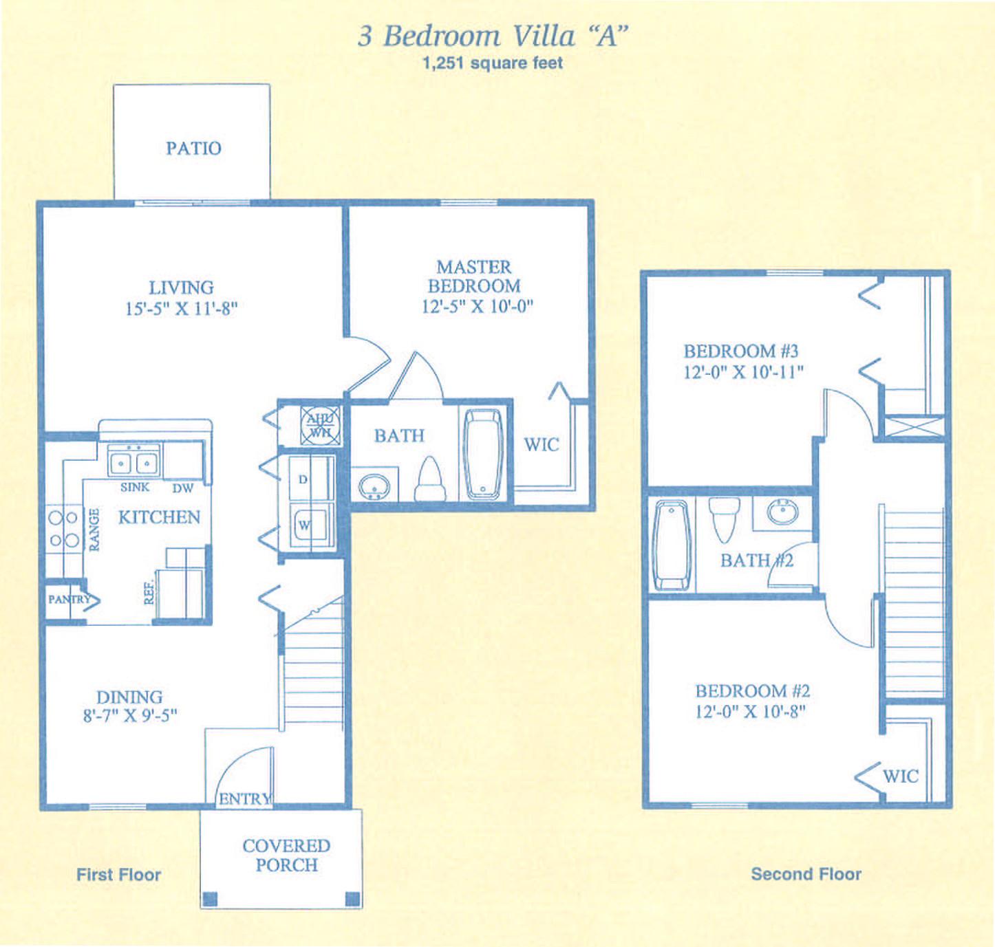 Newport Apartments Tampa: The Villas At Newport Landing