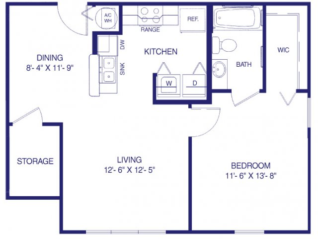 Rose Harbor Apartments