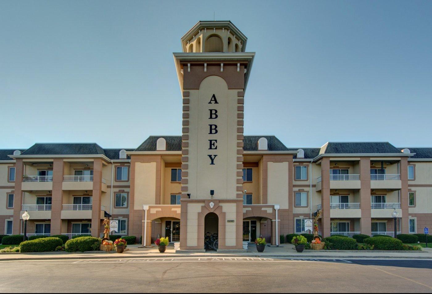 The Abbey Apartments, LLC