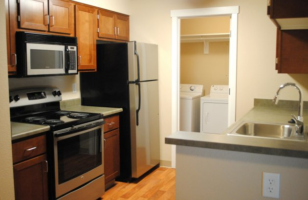We've maximized space and designed our floor plans with your needs in mind!