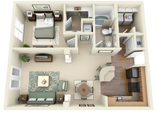 Floor Plan | Weston Lakeside