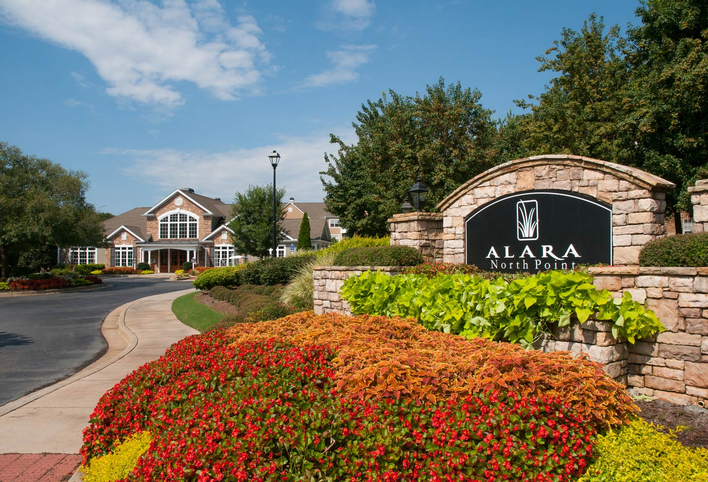 Apartments in Alpharetta For Rent | ALARA North Point