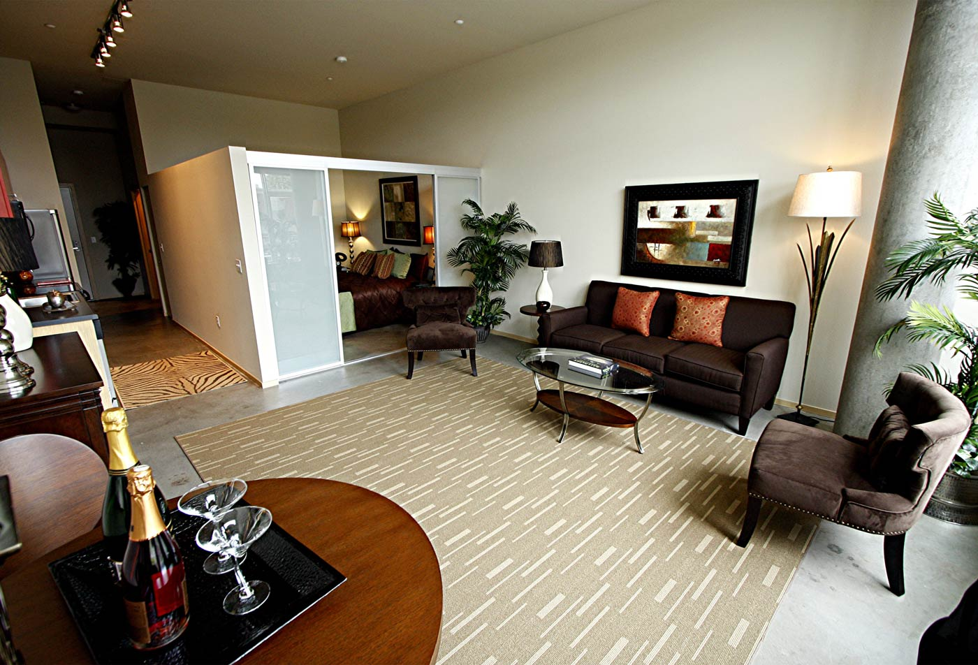 Mural Apartments | Seattle WA apartments | Spacious Floor Plans at Mural 2