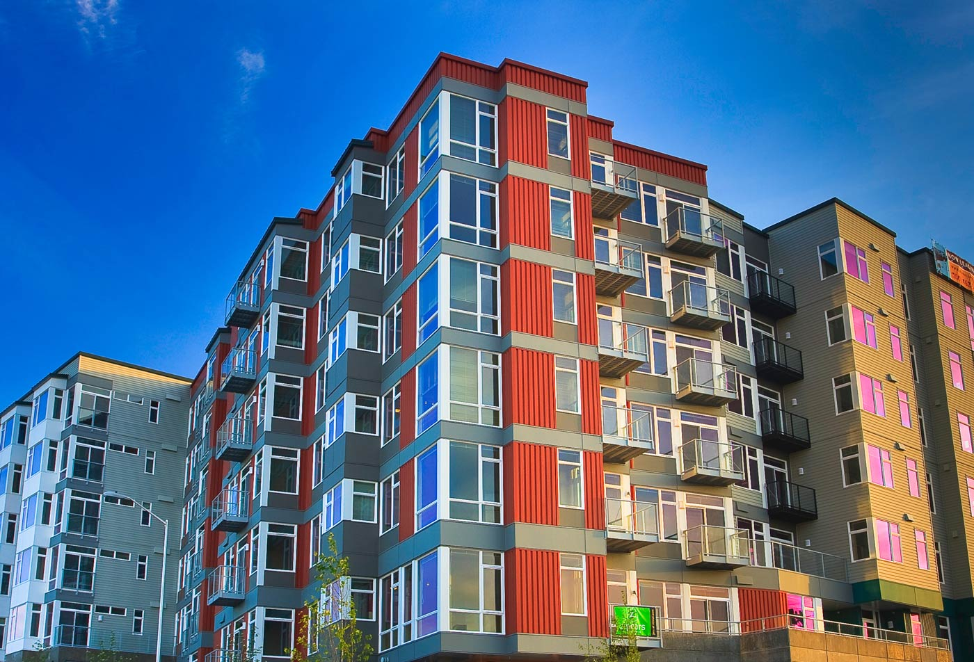 Mural Apartments | Apartments in Seattle WA | Exterior View 1