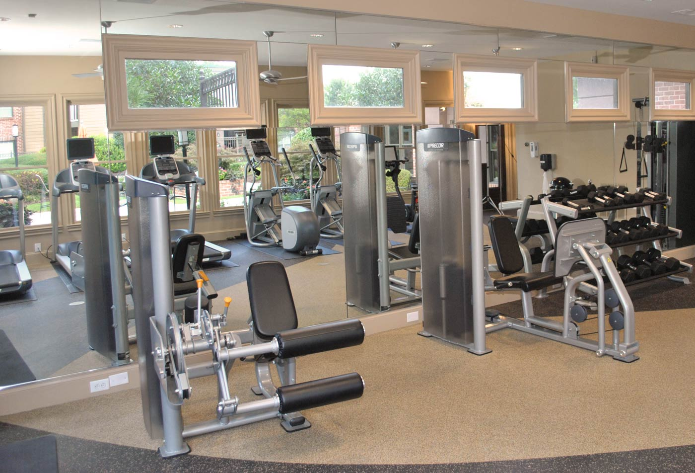 Fitness Center at Park Bridge
