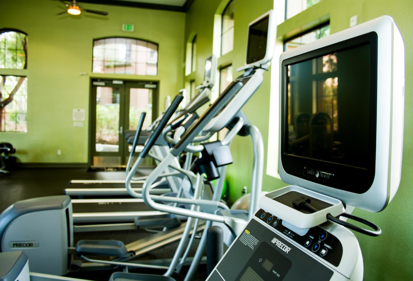 Valencia Apartments - Links at Westridge Apartments - fitness center