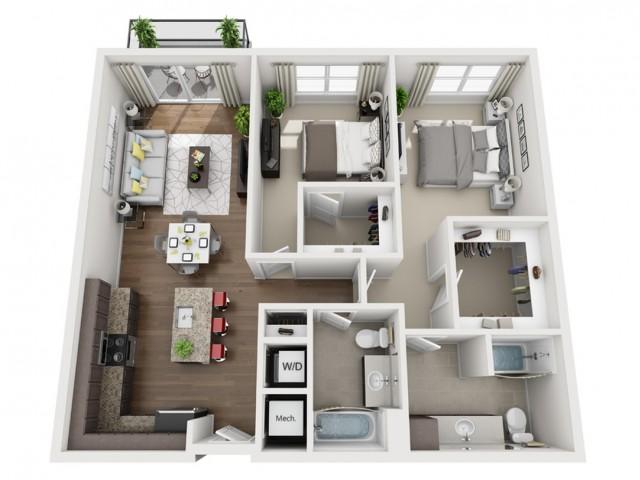 Encore Apartments