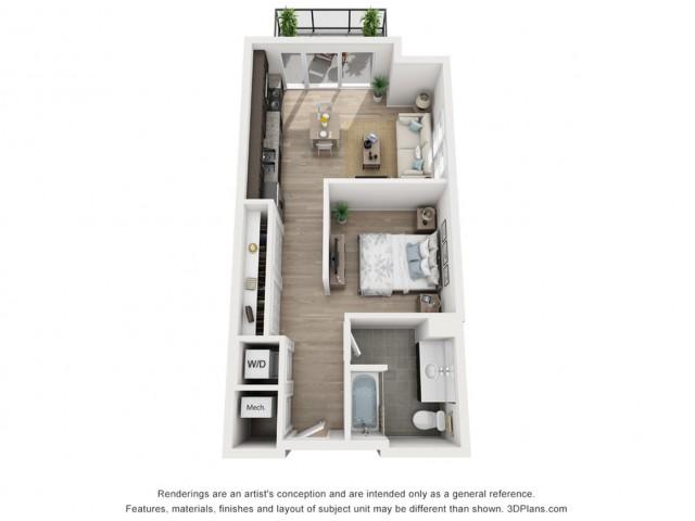 S3 Floor Plan