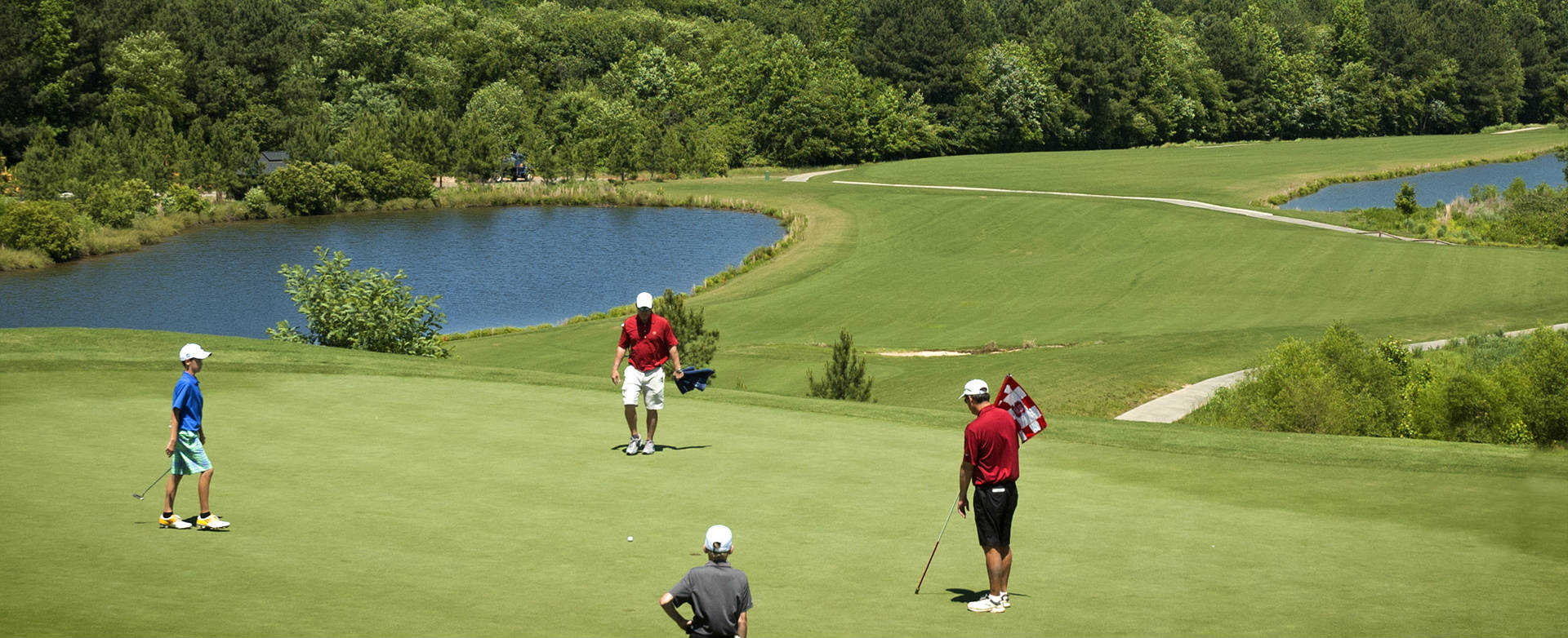 Apartments for rent in Raleigh with nearby golf courses