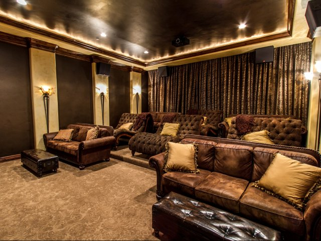 Image of Theatre room for Capital Choice Property Management-Italian Village