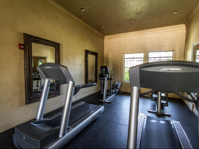 Image of Fitness room for Capital Choice Property Management-Italian Village