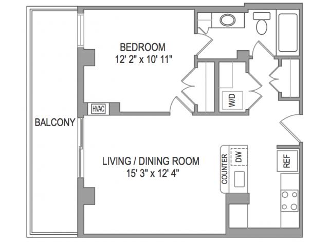 luxury 1 2 3 4 bedroom apartments in arlington va dolley