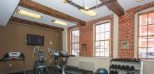 Hoboken lofts with charming amenities and finishes