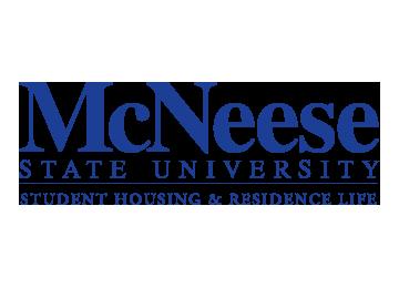 Logo for McNeese Housing in Lake Charles LA