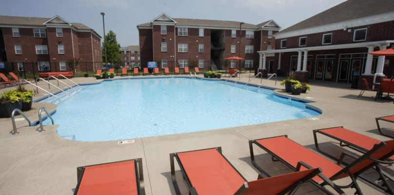 Clubhouse at Apartments For Rent in Murfreesboro TN