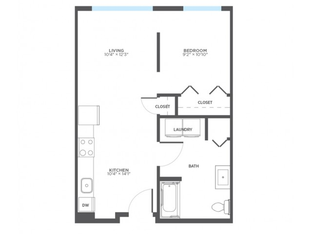 Diverse Floor Plans | Milwaukee Apartments | Stitchweld