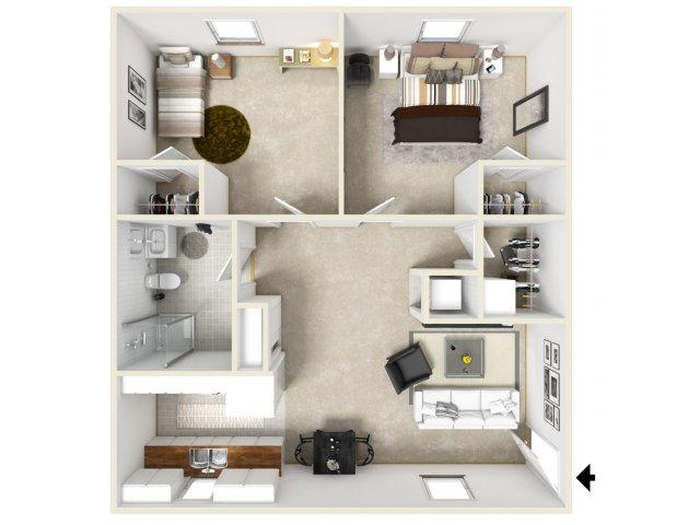 Greystone Court Apartments