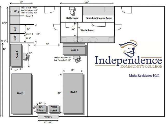 ICC Student Housing