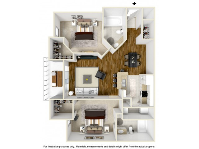 Rates Floor Plans West 10 Luxury Apartments In Tallahassee Fl