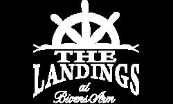 The Landings at Bivens Arm Logo