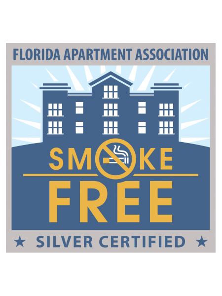 Silver Certified Smoke Free