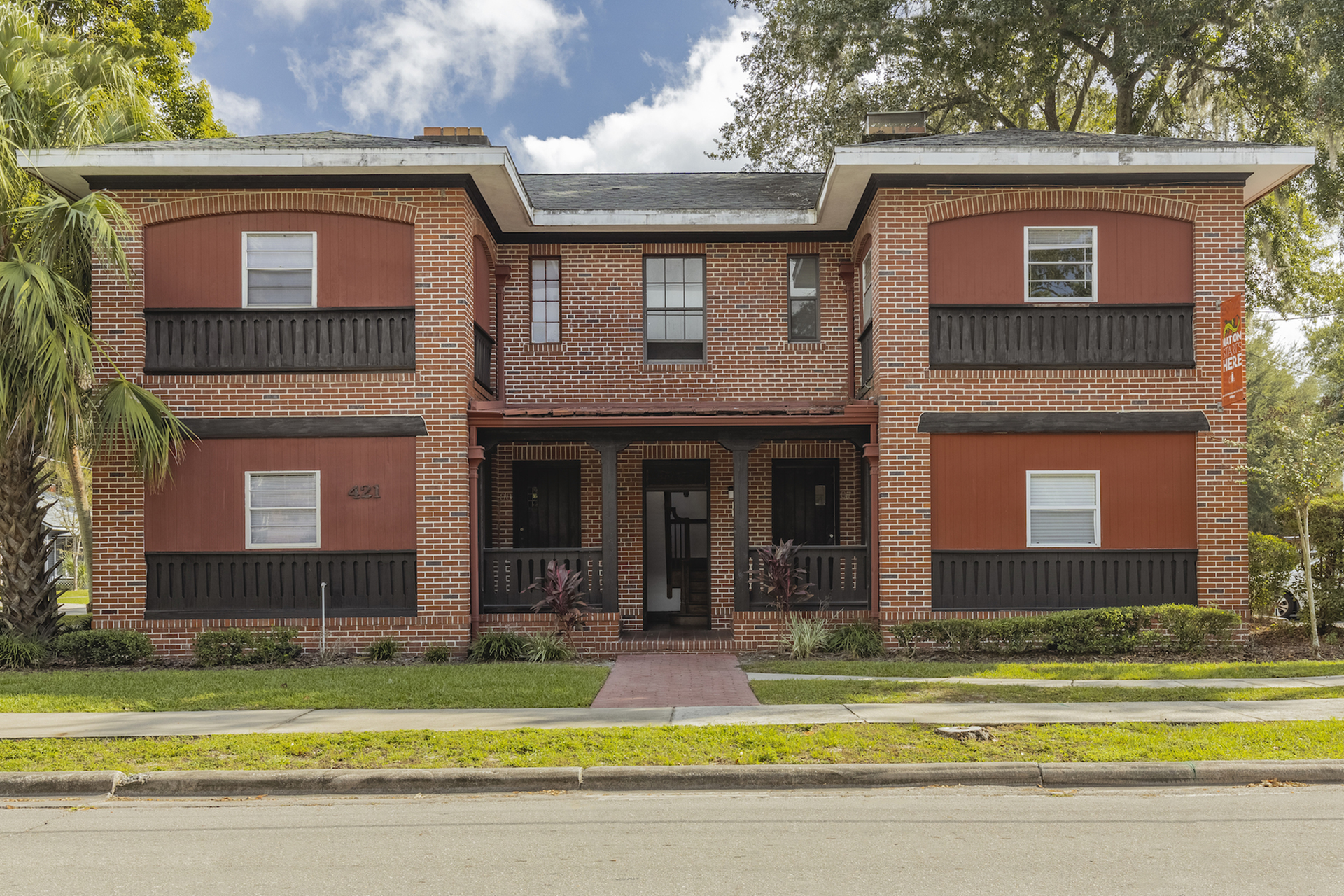 College Park At Midtown Apartments In Gainesville Fl