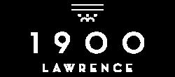 1900 Lawrence Logo