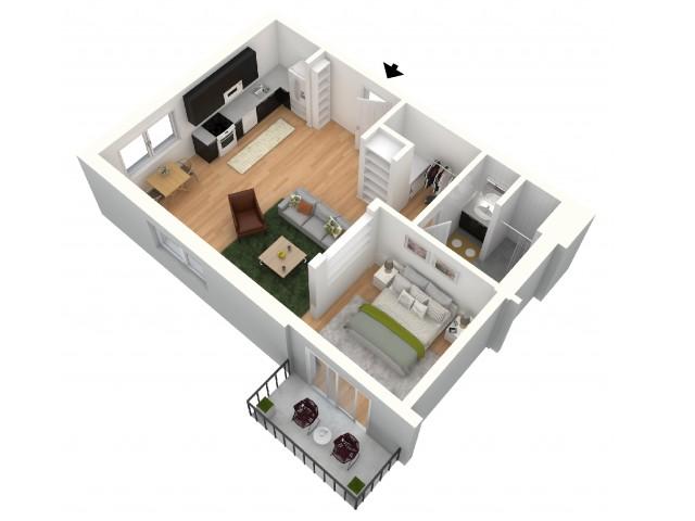 Jr One Bedroom