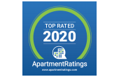 Top Rated by ApartmentRatings