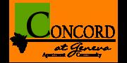 Concord at Geneva Apartment Logo