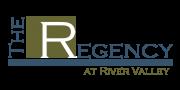Regency at River Valley Logo