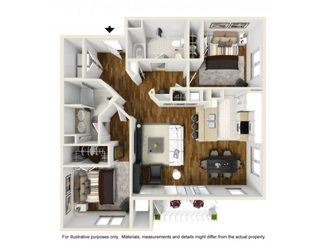 Floor Plan 12 | Palmer View