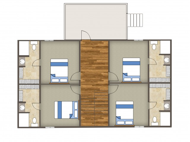 3570 Wakefield floorplan