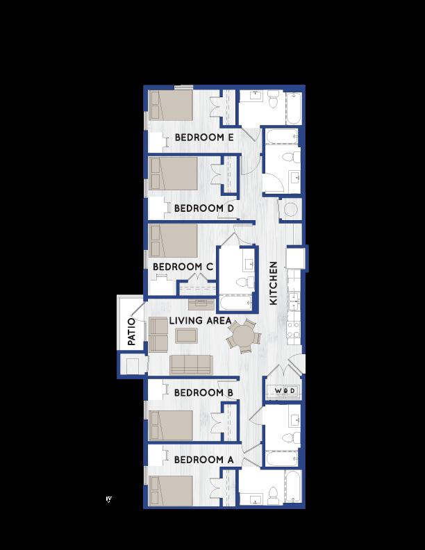 F2 Floorplan