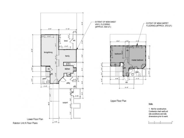 Floor Plan 4 | army hawaii housing | Island Palm Communities